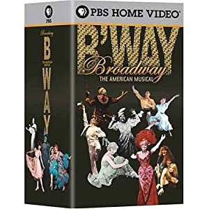 Amazon.com: Broadway - The American Musical (PBS Series) [VHS]: Julie