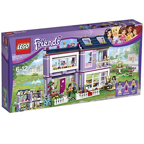レゴ フレンズ エマのデザイナーズハウス 41095