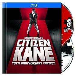 Citizen Kane (70th Anniversary Edition) [Blu-ray Book]