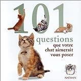 echange, troc Honor Head - 101 questions que votre chat...
