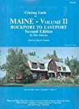 Cruising Guide to Maine: Rockport Eastport (With Chart) Wescott Cove Pub Co