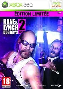 Kane & Lynch 2: dog days - édition limitée