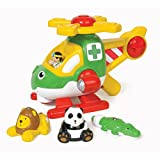 Wow Toys Kids Harry Copter's Animal Rescue Toy