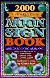 img - for 2000 Moon Sign Book: and Gardening Almanac (Annuals - Moon Sign Book) book / textbook / text book