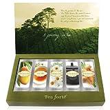 Tea Forte Single Steeps Loose Tea Sampler 2.22 oz(63g)