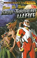 The Rann-Thanagar War