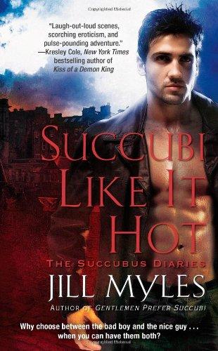 Image of Succubi Like It Hot (The Succubus Diaries)