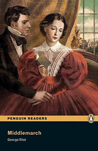 Penguin Readers 5: Middlemarch Reader Book and MP3 Pack (Penguin Readers (Graded Readers))