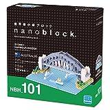 Nanoblock Sydney Australia Minibricks Building Set, NBH-101
