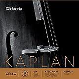 D\'Addario Bowed Corde seule (R�) pour violoncelle D\'Addario Kaplan, manche 4/4, tension Medium