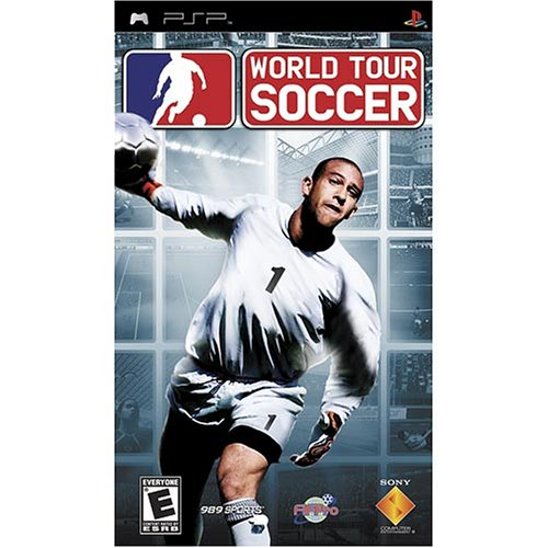 World Tour Soccer - Sony PSP - 1