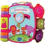 VTech 80-027554 - Entdeckerbuch, pink