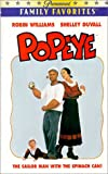 Popeye (Clam) [VHS] [Import]