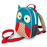 Skip Hop Zoo - Mochila arnés, diseño owl, color azul