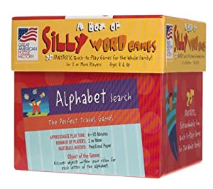 Box of Silly Word Games