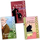 P.G. Wodehouse P.G. Wodehouse A Blandings novel 3 Books Collection Pack Set RRP: £23.97 (Pigs Have Wings, Uncle Fred in the Springtime, Something Fresh)