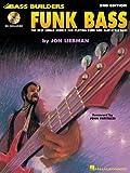 Funk Bass Bass Builders by Jon Liebman + CD