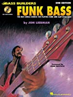 Funk Bass Bass Builders by Jon Liebman + CD