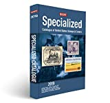 2019 Scott Specialized Catalogue of United States Stamps & Covers - Confederate States, Canal Zone, Danish West Indies, Guam, Hawaii, United Nations