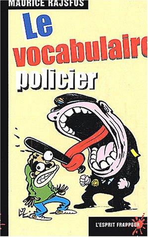 Le vocabulaire policier
