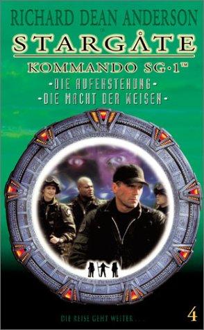 Stargate Kommando SG-1 Folge 04: Die Auferstehung/Die Macht der Weisen [VHS]