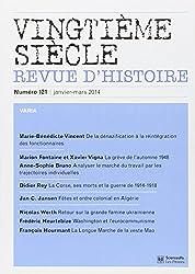 Vingtième siècle, N° 121, Janvier-mars 2014 : Varia