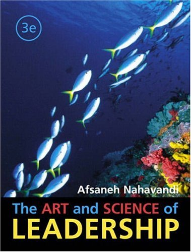 The Art and Science of Leadership (3rd Edition)