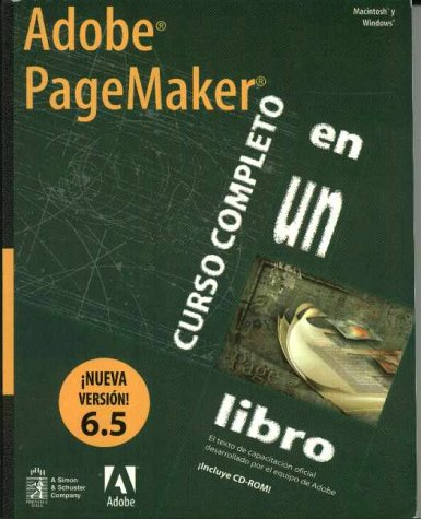 Adobe PageMaker Version 6.5 - Con 1 CD ROM