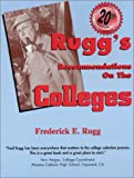 Rugg's Recommendations on the Colleges, 20th Edition