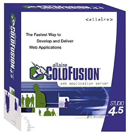 ColdFusion Studio 4.5 with 2 Year Subscription
