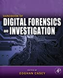 img - for Handbook of Digital Forensics and Investigation book / textbook / text book