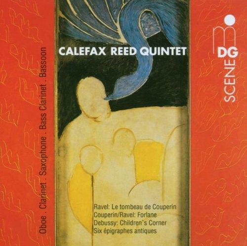 Ravel: Le tombeau de Couperin; Debussy: Children's Corner; Six épigraphes antiques