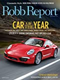 Robb Report (1-year auto-renewal) [Print + Kindle]
