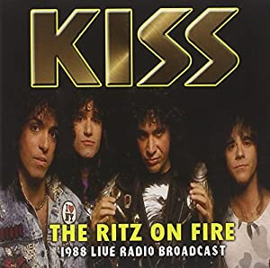 The Ritz on Fire