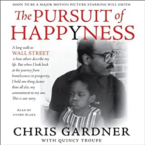 The Pursuit of Happyness (Abridged) Audiobook