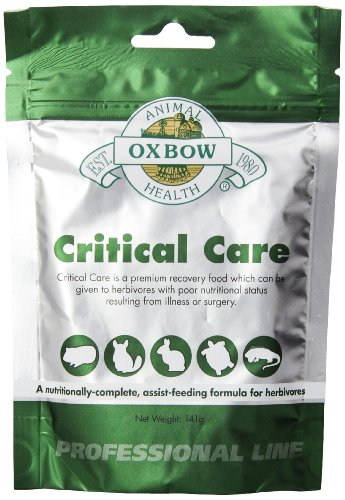 OXBOW Critical Care Small Animal Supplement Complete Assist Feeding Formula 141g