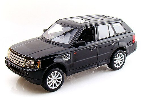 bburago-land-rover-range-rover-sport-1-18-black-by-collectable-diecast