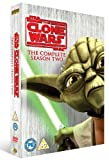 Star Wars: The Clone Wars - The Complete Season Two [DVD] [2010]
