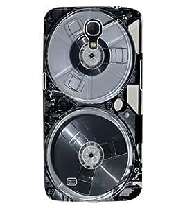 ColourCraft Retro Video Cassette Design Back Case Cover for SAMSUNG GALAXY MEGA 6.3 I9200