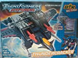 BTR Build to Rule Transformers Armada - Thundercracker with Zap Master Mini-con - Made by Hasbro in 2003