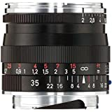 Zeiss 35mm f/2 ZM Biogon T* Manual Focus Lens (Black)