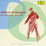 Furtw�ngler - Live Recordings 1944 - 1953by Ludwig van Beethoven