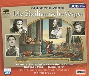 Verdi G.: Vespri Siciliani (I