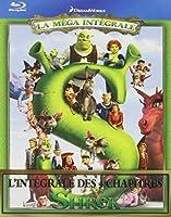 Shrek - La Méga Intégrale [Blu-ray]