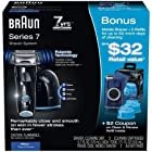 Braun Series 7-760cc Clean & Renew Shaver System