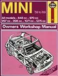 Mini Owner's Workshop Manual (Service...