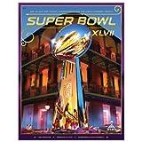 NFL Super Bowl XLVII Official プログラム(SB47) - ・