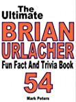 The Ultimate Brian Urlacher Fun Fact...