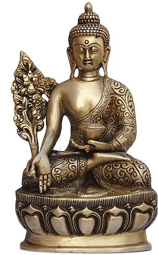 Buddha Garden Statues
