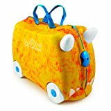 Trunki Trunkisaurus Rox Ride-on Suitcase (Orange)
